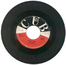 JIMMY JONES - ORIGINAL 45 RPM RECORD