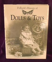 POLLOCKS HISTORY OF DOLLS AND TOYS