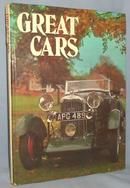 TWO BOOKS - GREAT CARS & ANTIQUE CARS