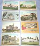 1930s POSTCARDS - GROUP OF EIGHT