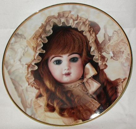 FRANKLIN MINT COLLECTOR PLATE -