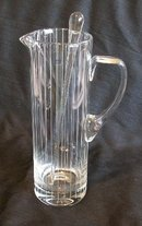 BEAUTIFUL GLASS PITCHER