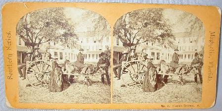 STEREOVIEW -  FLORIDA EXPRESS