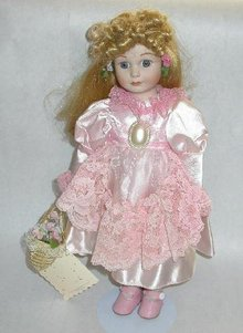 ADORABLE MEMORIES DOLLS EARLY BLOSSOM COLLECTION