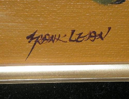 ART OF FRANK LEAN