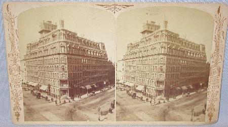 STREET SCENE OF ROCHESTER,  NEW YORK