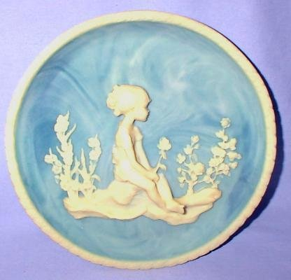 CAMEO COLLECTOR PLATE