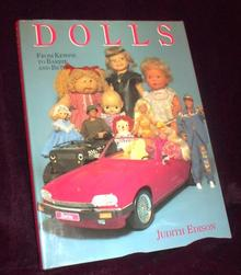 DOLLS - FROM KEWPIE TO BARBIE AND BEYOND