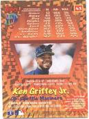 TOPPS 3D KEN GRIFFEY JR. BASEBALL CARD