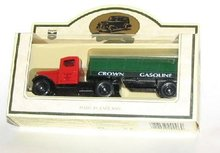 LLEDO DIE CAST TRUCK and TRAILER