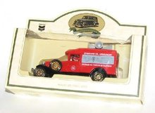 LLEDO DIE CAST STANDARD OIL ANNOUNCER CAR