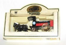 LLEDO DIE CAST HORSE DRAWN WAGON