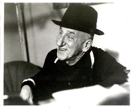 JIMMY DURANTE PHOTO - UP CLOSE AND PERSONAL!