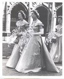 ENGLAND'S PRINCESS MARGARET -  ORIGINAL INTERNATIONAL NEWS PHOTO