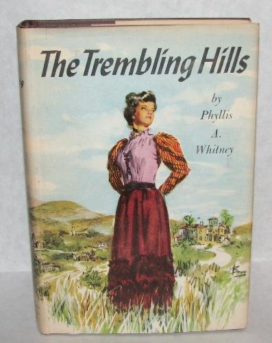 VINTAGE ROMANCE NOVEL - THE TREMBLING HILLS