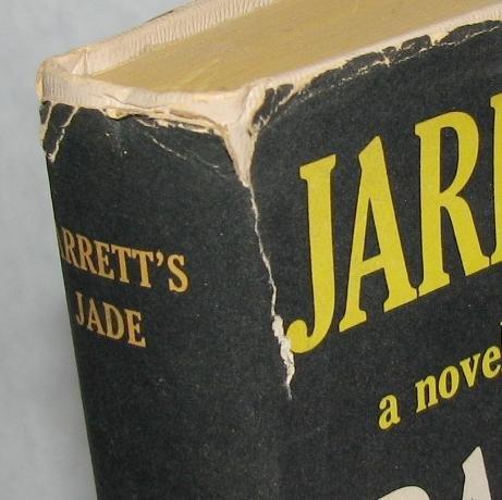 VINTAGE ROMANCE NOVEL - JARRETT'S JADE