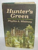 VINTAGE SUSPENSE NOVEL - HUNTER'S GREEN