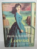 VINTAGE CIVIL WAR NOVEL - LORENA