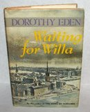 VINTAGE ROMANCE NOVEL - WAITING FOR WILLA