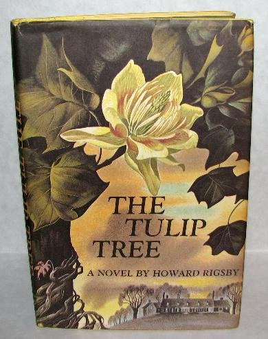 VINTAGE ROMANTIC SUSUPENSE NOVEL - THE TULIP TREE