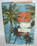 VINTAGE SUSPENSE NOVEL - JANUS ISLAND