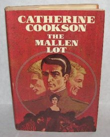 VINTAGE ROMANCE NOVEL - THE MALLEN LOT