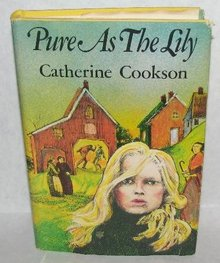 VINTAGE ROMANCE NOVEL - PURE AS THE LILY