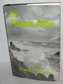 VINTAGE NOVEL - THE HUMAN SHORE