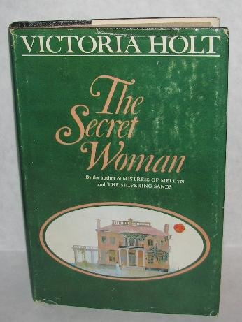 VINTAGE ROMANCE NOVEL - THE SECRET WOMAN