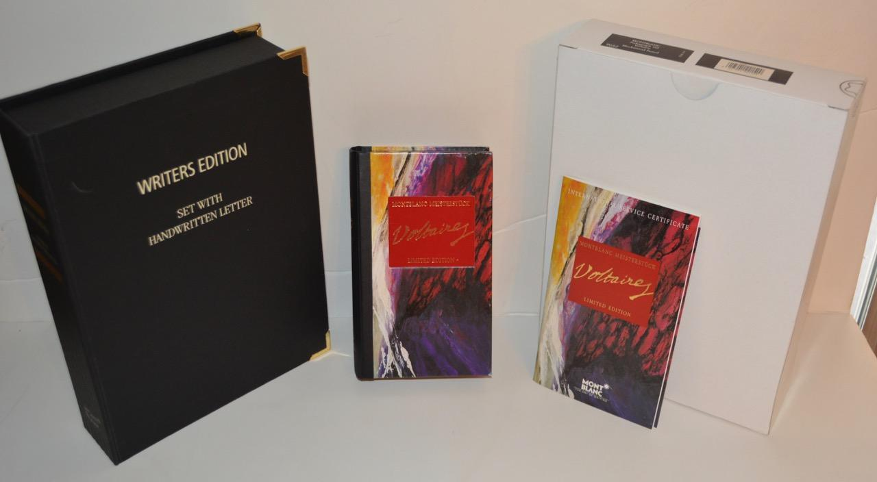 Mont Blanc Writers Edition (Voltaire) - Mechanical Pencil