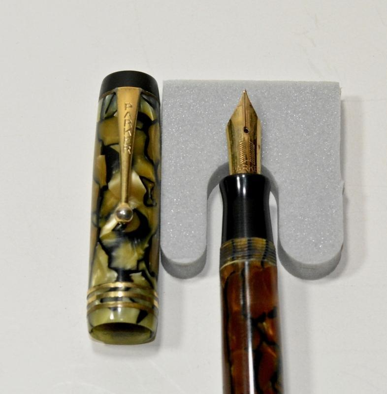 Parker Duofold Fountain Pen