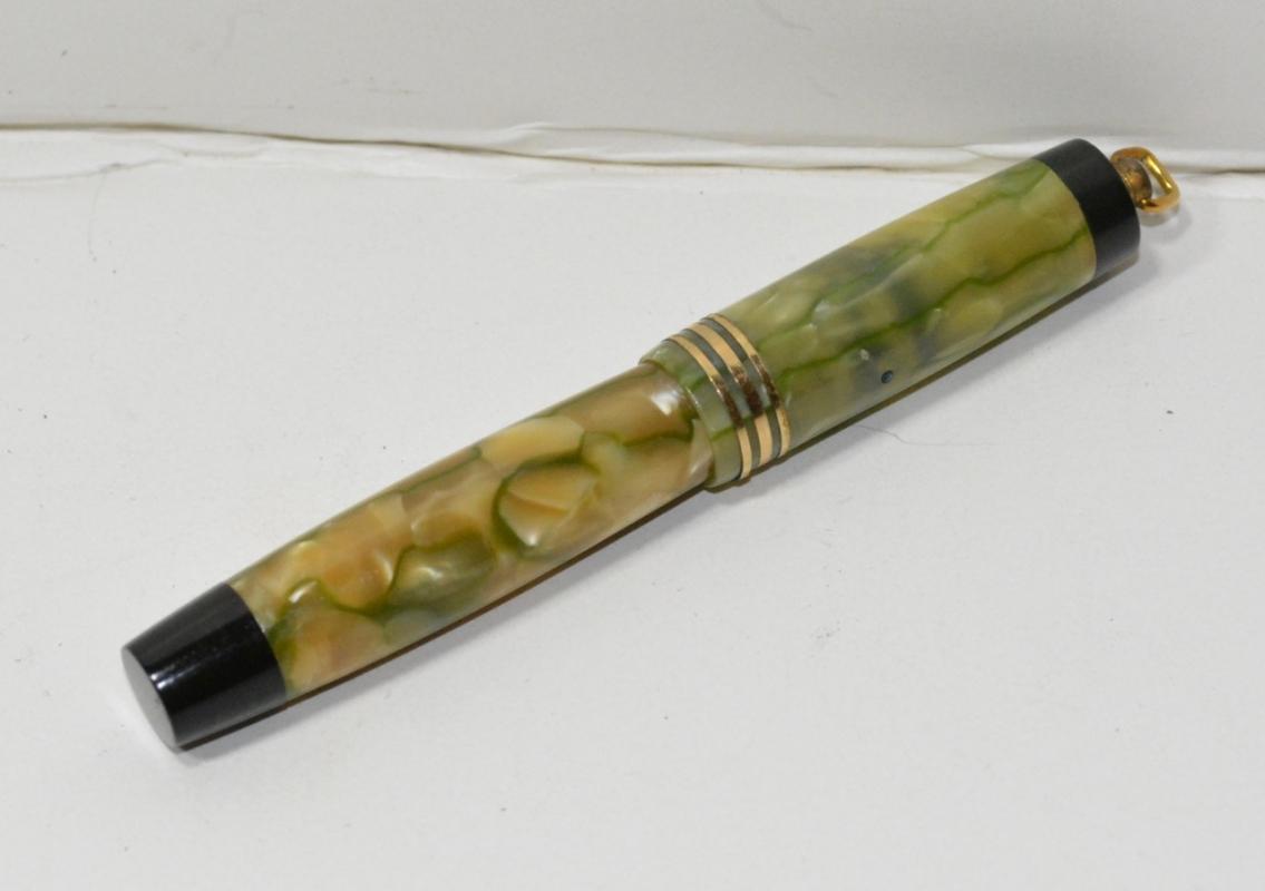 Parker Duofold Vest / Pocket Fountain Pen