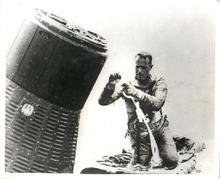 PHOTOGRAPH OF ASTRONAUT SCOTT CARPENTER