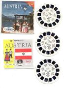AUSTRIA - VIEWMASTER REEL SET