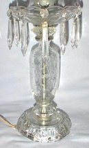 BEAUTIFUL CRYSTAL LAMPS