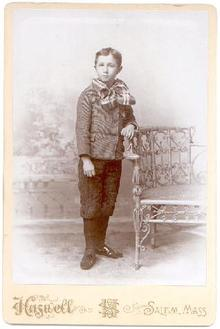 OH WHAT A TIE!!  GREAT VICTORIAN PHOTOGRAPH