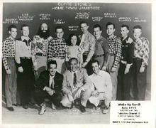 HOME TOWN JAMBOREE - PHOTOGRAPH FROM 1950s