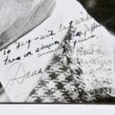 DANA ANDREWS - AUTOGRAPHED PHOTO AND LETTER