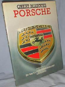BOOK - GREAT MARQUES PORSCHE