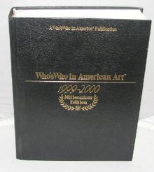 BOOK: WHO'S WHO IN AMERICAN ART