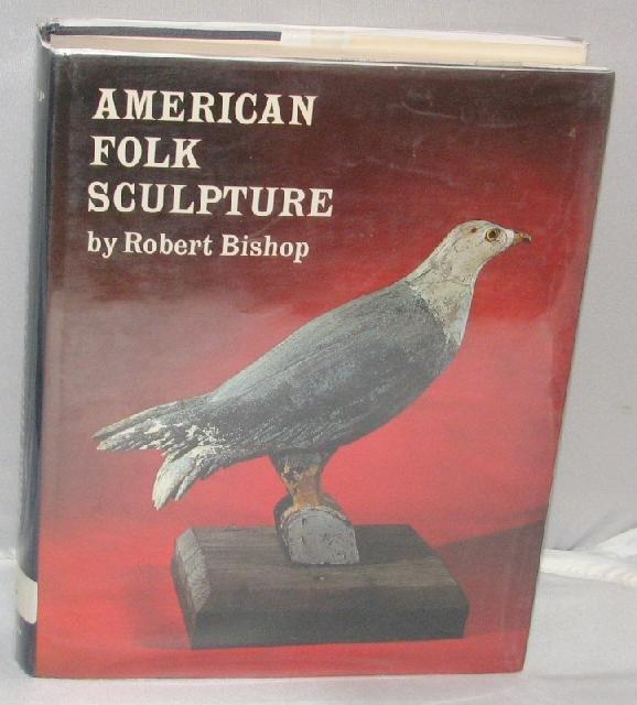 BOOK: AMERICAN FOLK SCULPTURE