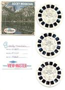 ROCKY MOUNTAIN VIEWMASTER REEL SET