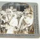 THE LONG KISS GOODBYE - WORLD WAR I STEREOVIEW