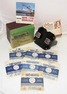 ARIZONA SPECIAL! - ORIGINAL VIEWMASTER WITH ARIZONA REELS