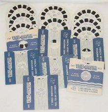 VIEWMASTER REELS FEATURING VIRGINIA