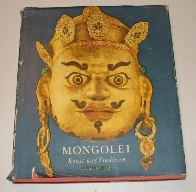 MONGOLEI - KUNST AND TRADITION
