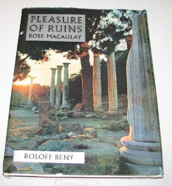 PLEASURE OF RUINS