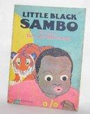 VINTAGE LITTLE BLACK SAMBO BOOK