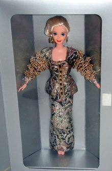 CHRISTIAN DIOR BARBIE  MIB
