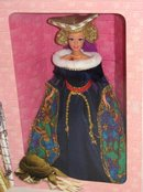 MEDIEVAL LADY BARBIE  MIB